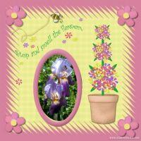 GrannyWin_AprilChallenge1-000-April-Challenge-SmellFlowers.jpg