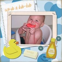 My-Scrapbook-005-scrub-a-dub-Alaina-in-the-tub.jpg