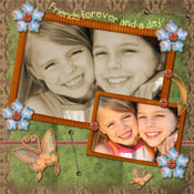 Scrapbook MAX! Sample Layout #4