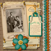 Scrapbook MAX! Sample Layout #5