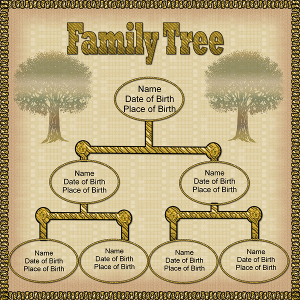 free blank family tree template. lank family tree template in spanish. lank family tree template in