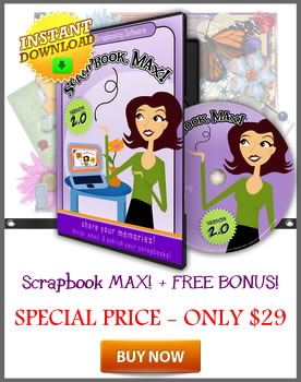 Save on Scrapbook MAX!