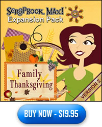 Family Thanksgiving Expansion Pack
