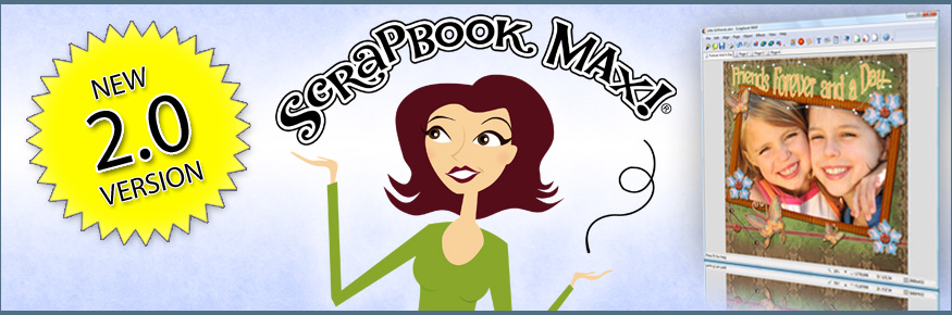 Scrapbook MAX! 2.0 - New Version