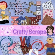 Michelle McCoy - Scrappy Kids Kit