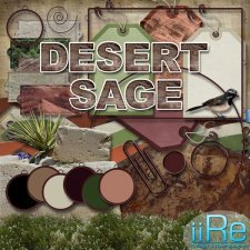 Steve Russell  - Desert Sage Kit