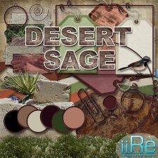 Steve Russell  - Desert Sage Kit