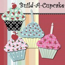 Wendy Gibson - Build a Cupcake Kit