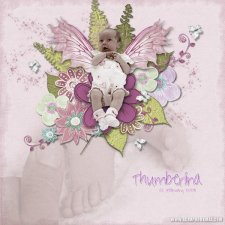 kimbob-Thumberlina Layout