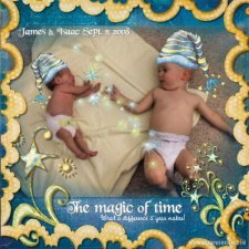 Marion-Magic of Time Layout