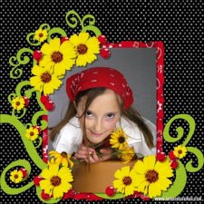 pickngrin-Whimsical Shaina Layout