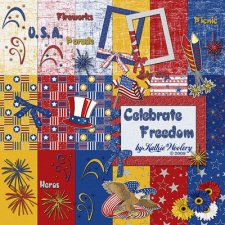 Kathie Woolery - Celebrate Freedom Kit