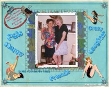 scrappyaggie48-Fun With Friends Layout