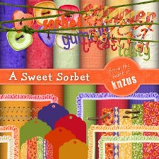 Diana Carmichael - A Sweet Sorbet
