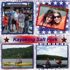 twclerk - Kayaking Salt Fork