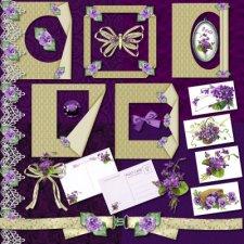 Fiona Storey - Violet Hill Kit