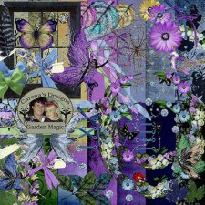 Carena Scott - Garden Magic Kit