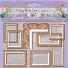 Fiona Storey - Delightful Frames Kit