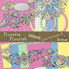 Diana Carmichael - Florette Flourish Kit
