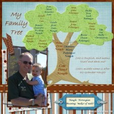 Naugle1 - Family Tree
