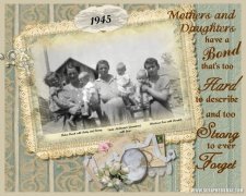 scrappymammawgf - Vintage Mothers and Daughters