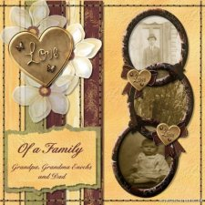 twpclerk- Vintage Family Love