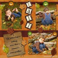 Fall Fall Falling