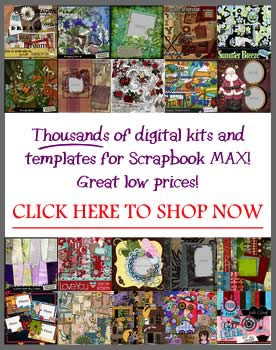 Digital Scrapbooking Kits and Templates