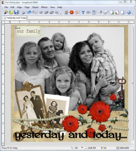 Scrapbook MAX! Digital Scrapbooking Software