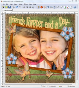 Scrapbook MAX! 2.0 Software