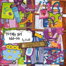 Kristi Cakebread - Totally Girl
