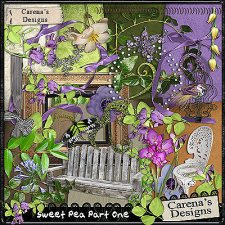 Carena Scott - Sweet Pea Part One