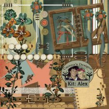 Carena Scott - Alex Kit