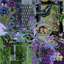 Carena Scott - Spring Garden Kit