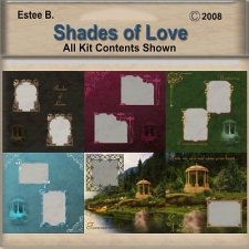 Esther Barry - Shades Of Love Kit