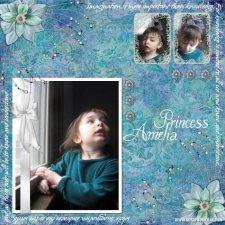 Sue P. - Amy Princess