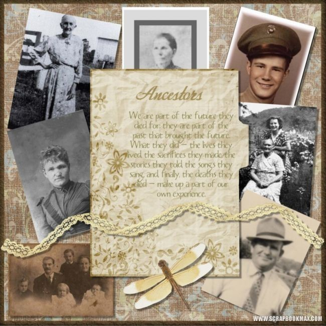 old time photo ideas - old fashioned photos Archives Scrapbook MAX