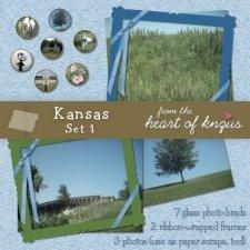 Kansas Set 1