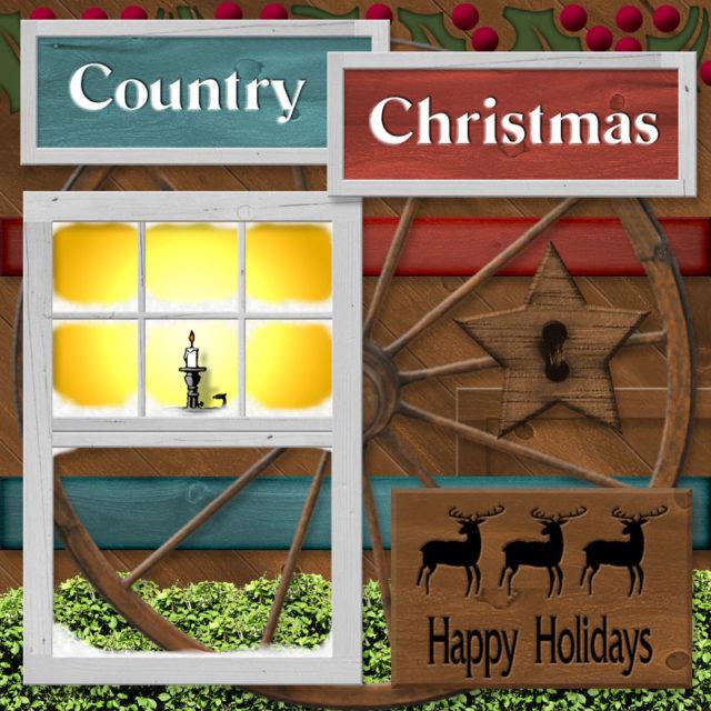 Christmas Cheer Countr Christmas