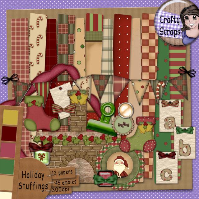 Christmas Cheer Holiday Stuffings