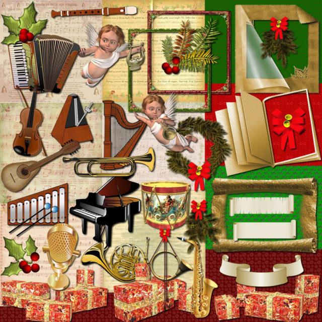 Christmas Cheer Music