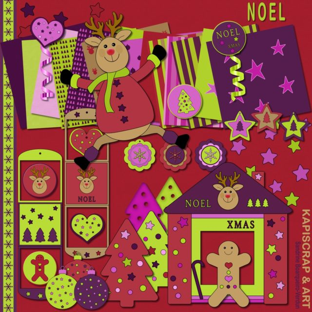 Christmas Cheer Noel