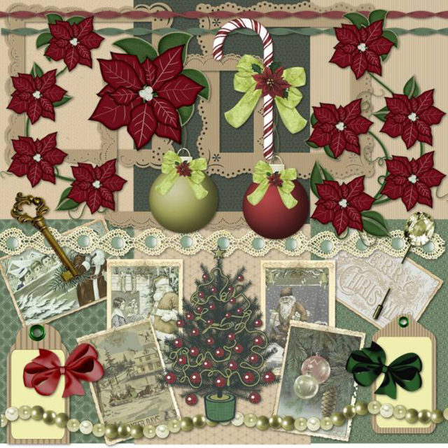 Christmas Wishes Victorian Wishes