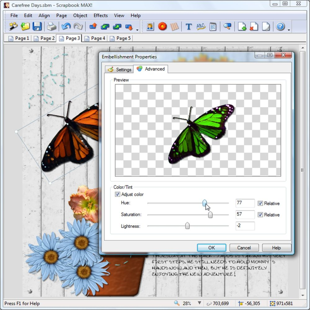 Make Creative Pages in Minutes