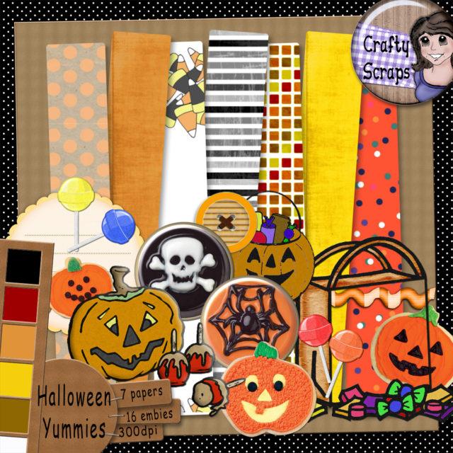 Halloween Fun Halloween Yummies