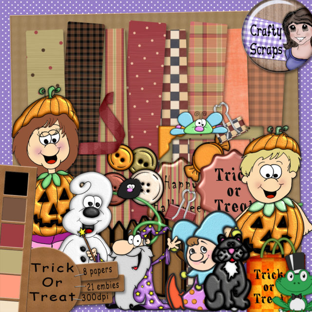 Halloween Fun Trick or Treat