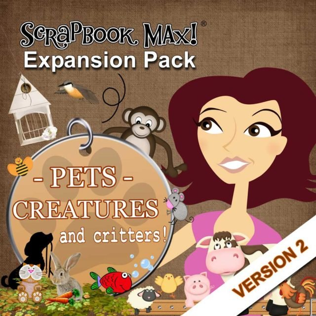 Pets Creatures and Critters Expansion Pack