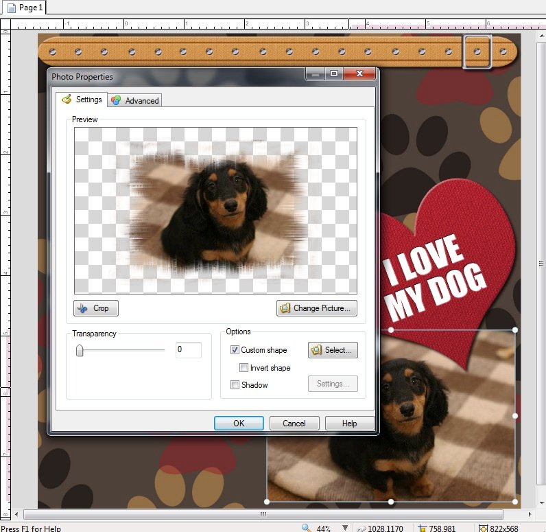 Scrapbook MAX! is Packed With Features