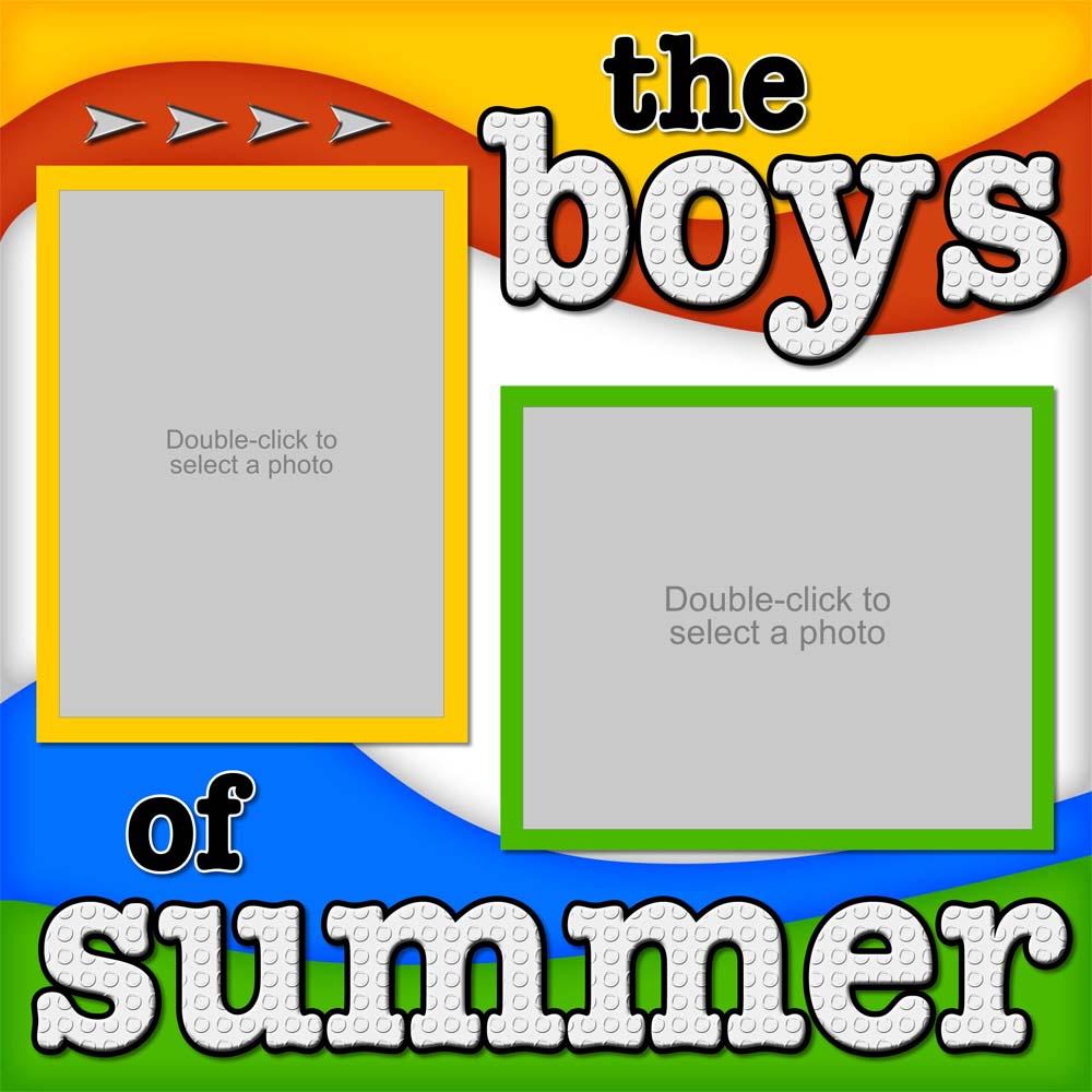 Bundle Of Joy Boys Of Summer