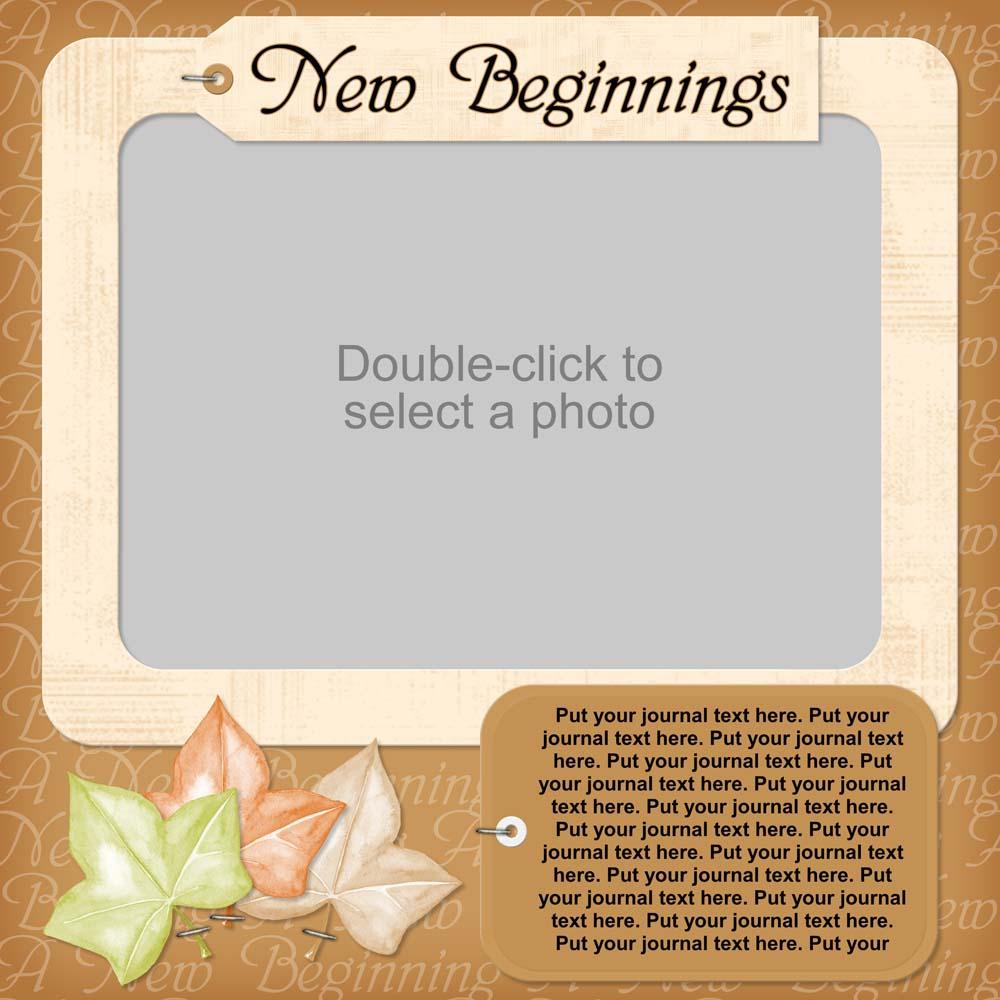 Bundle Of Joy New Beginnings